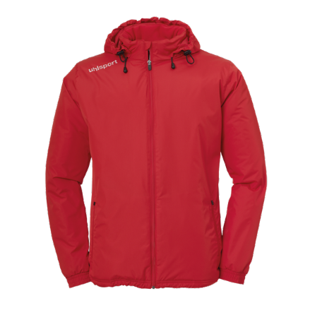 Essential Coach Jacket Red
